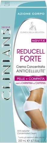 Reducell Forte Clinians Crema concentrata anticellulite corpo