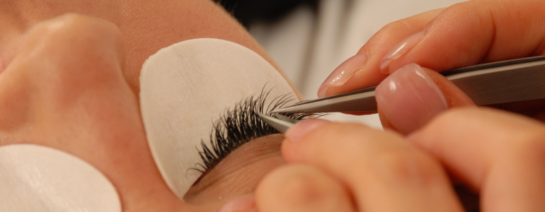 extension ciglia eyelash
