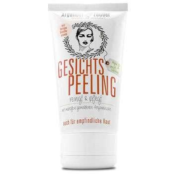 Scrub-Corpo-Gesichts--Peeling-Viso-con-Olio-e-Granuli-di-Argan