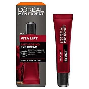 Crema-viso-uomo---L'-Oreal-Men-Expert-vita-Lift-anti-aging-Eye-Cream,-15-ml