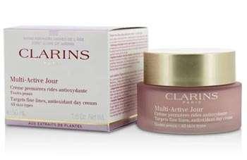 crema-viso-antiossidante clarins multi-active