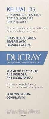 Shampoo Antiforfora - Ducray Kelual Ds Shampoo trattante antiforfora antiricomparsa
