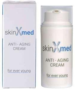 crema viso 50 anni skinxmed