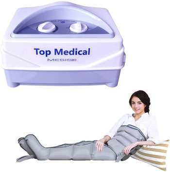 Pressoterapia professionale - MESIS Top Medical con 2 gambali Kit Slim Body