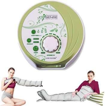 Pressoterapia professionale - PressoEstetica MESIS JoySense 3.0 ® con 2 gambali + Kit estetica + Bracciale