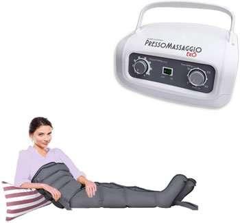 Pressoterapia professionale - PressoMassaggio Mesis® EkÓ con 2 gambali e Kit Slim Body