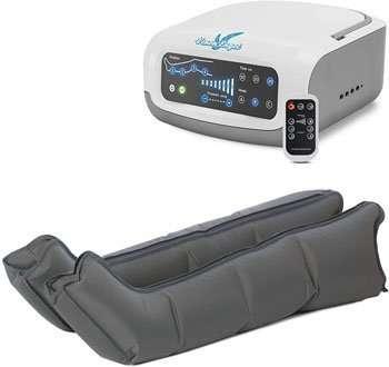 Pressoterapia professionale - Venen Engel 4 Premium apparecchio per massaggi con gambali
