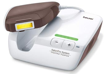 epilatore luce pulsata-beurer