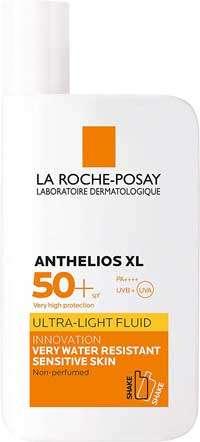 Migliori solari pelle grassa - la Roche Posay Anthelios Fluido Ultraleggero XL SPF50+