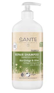 shampoo-senza-siliconi parabeni sante