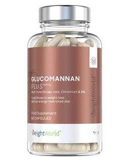 glucomannan plus-weightworld