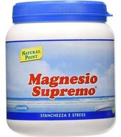 integratori energetici magnesio-natural point