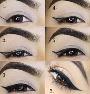 eyeliner-a-penna-steps