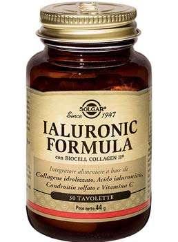 collagene idrolizzato ialuronico solgar