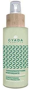 Miglior termoprotettore - Gyada Cosmetics Termoprotettore Rinforzante Con Spirulina E Aq-Save