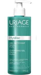 uriage gel detergente viso
