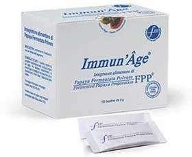 immunage integratore difee immunitarie papaya