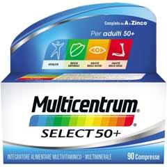 multicentrum select 50 vitamine sistema immunitario