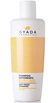 gyada shampoo anticrespo biologico