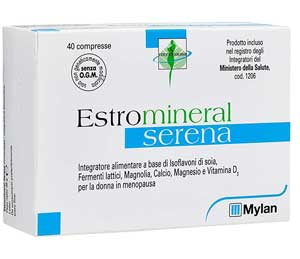 mylan estromineral integratore isoflavoni