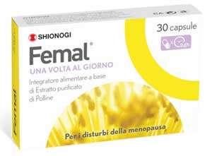 shionogi integratori menopausa