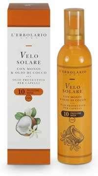Protezione solare per capelli - Velo solare L'Erbolario