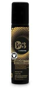 be3 abbronzatura spray