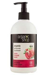 organic shop sapone mani biologico