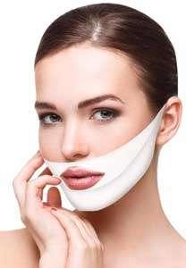rughe naso labiali rimedio maschera viso