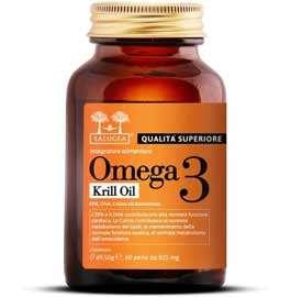 salugea olio di krill capsule