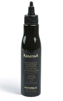 trattamento anticrespo keratina phytorelax